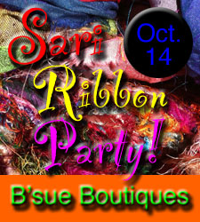 Sari Ribbon Party Blog Hop