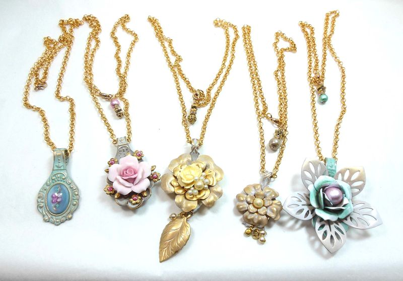 NEW NECKLACES 007