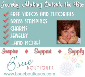 B'sue Boutiques: Vintage Jewelry Supplies and DIY Jewelry