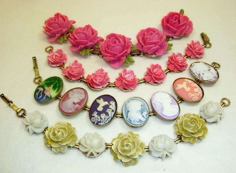 Cameos flowers 003