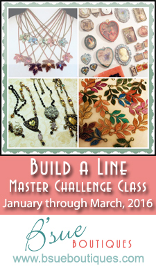 B'Sue Boutiques Build A Line Master Challeng Class 2016