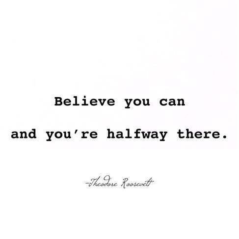 Believeyoucan