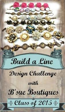 B'sue Boutiques Build a Line Challenge Class of 2015