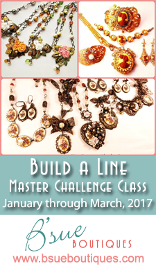 B'Sue Boutiques Build A Line Master Challenge Class 2017